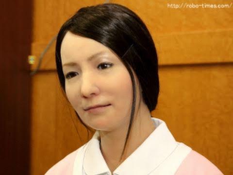 VIDEO: Cilvēkveidīgs robots. (Human Robot)