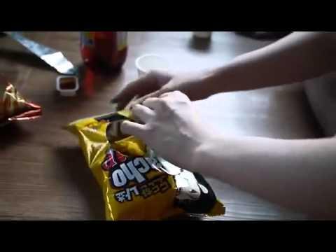 Kā pareizi atvērt čipsu paku?
