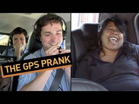Runājošss GPS!