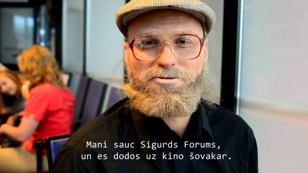 Sigurds dodas uz kino #1