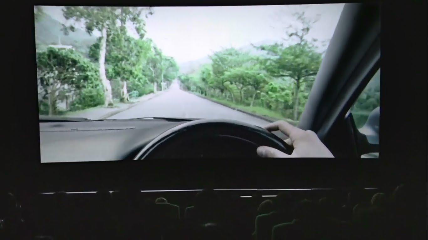 Lūk tā ir jāveido reklāmas. (Volkswagen – Eyes on the road)