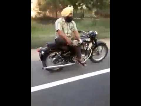 VIDEO – Ikdienišķs brauciens Indijā. (A Casual Drive in Punjab, India)