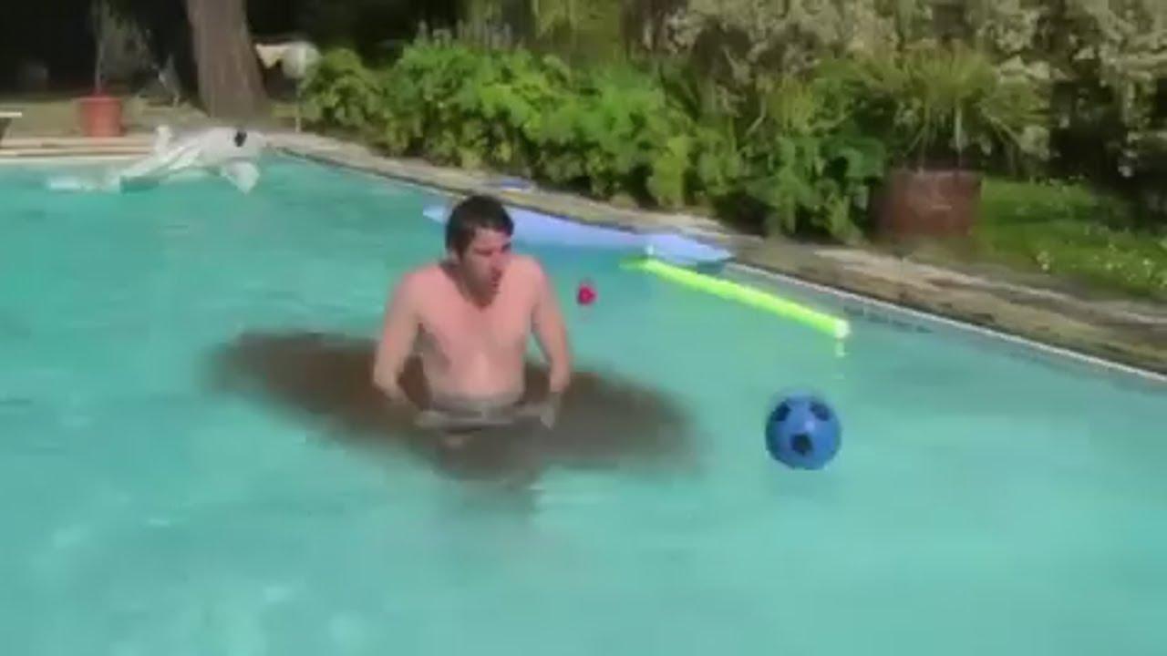 VIDEO – Izgāšanās baseinā! (Pool Fails Compilation || FailArmy)