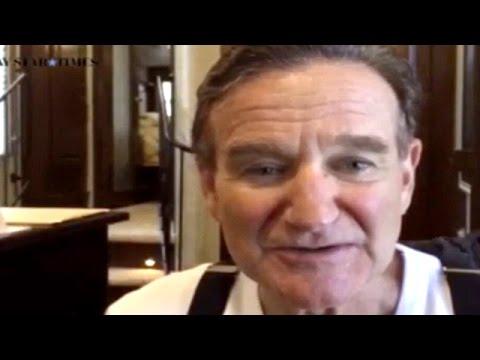 VIDEO – Robina Viljama pēdējais video. (Robin Williams' Last Message Of Hope To Terminally ill Woman)