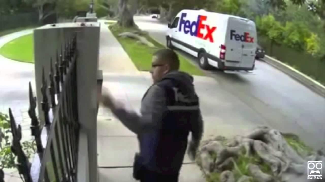 VIDEO – Šokējošas FedEx piegādes izgāšanās! (Shocking FedEx Delivery Fails [Super Cut Compilation])