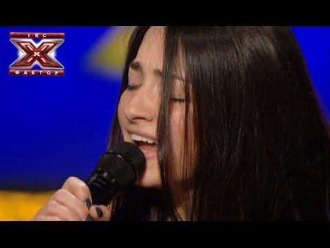 """VIDEO – Meitene no Latvijas pozitīvi šokē ukraiņu """"X-Factor"""" žūriju. (Girl form Latvia at Ukraine """"X-Factor"""")"""