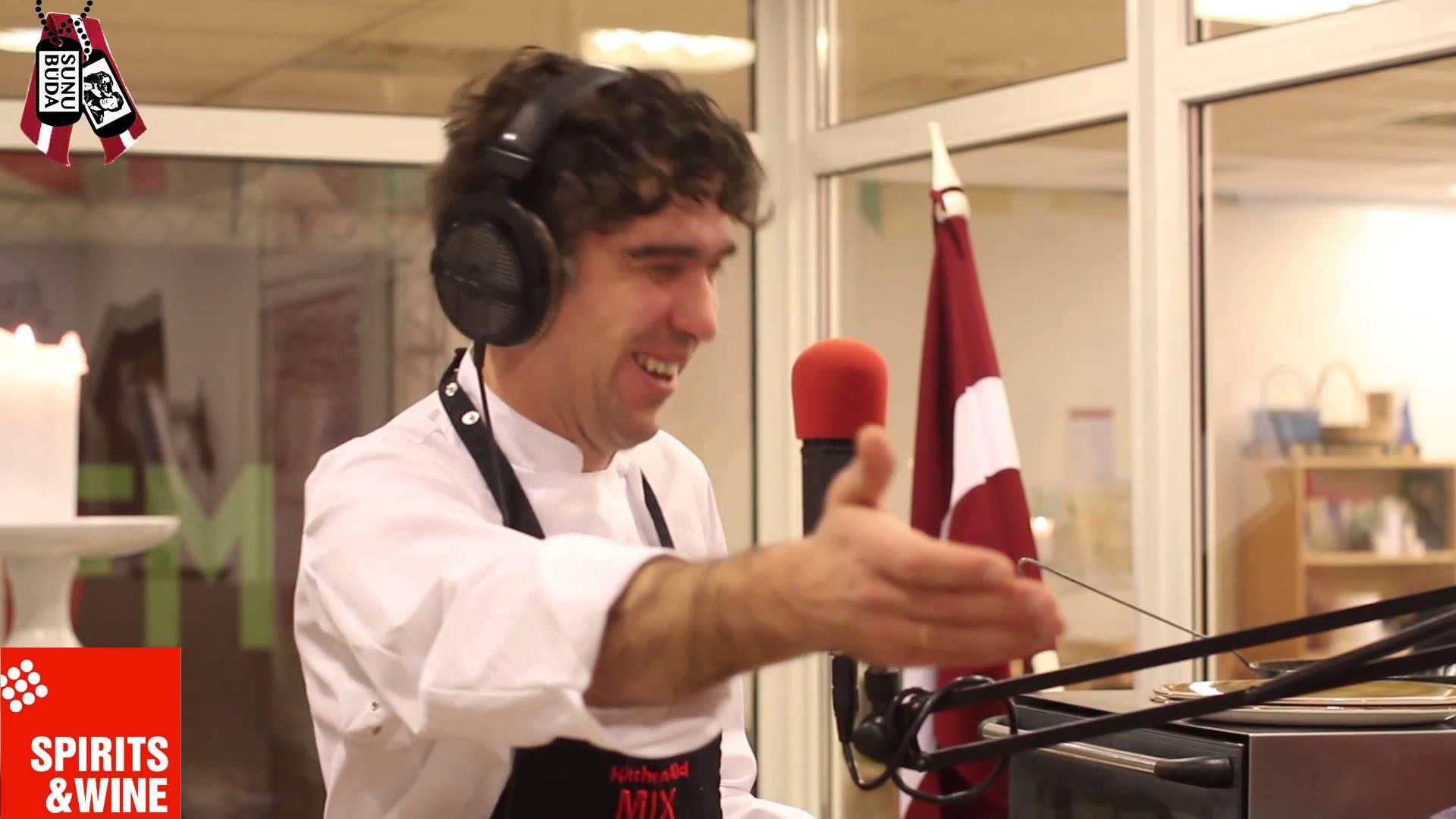 VIDEO – Artuss Kaimiņš – Suņubūda! Mārtiņš Sirmais – pasaules apceļotājs un cilvēks, kuram patīk labi paēst!