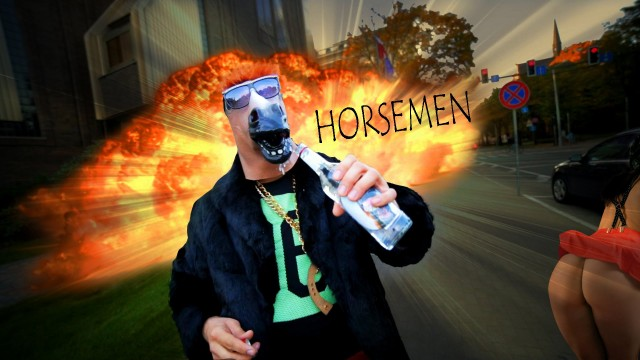 VIDEO – Vai beidzot tapis latviešu radīts superhīts!? Horsemen – Aii Emm Paalii! (Horsemen – Aii Emm Paalii (Official Music Video) 2014)