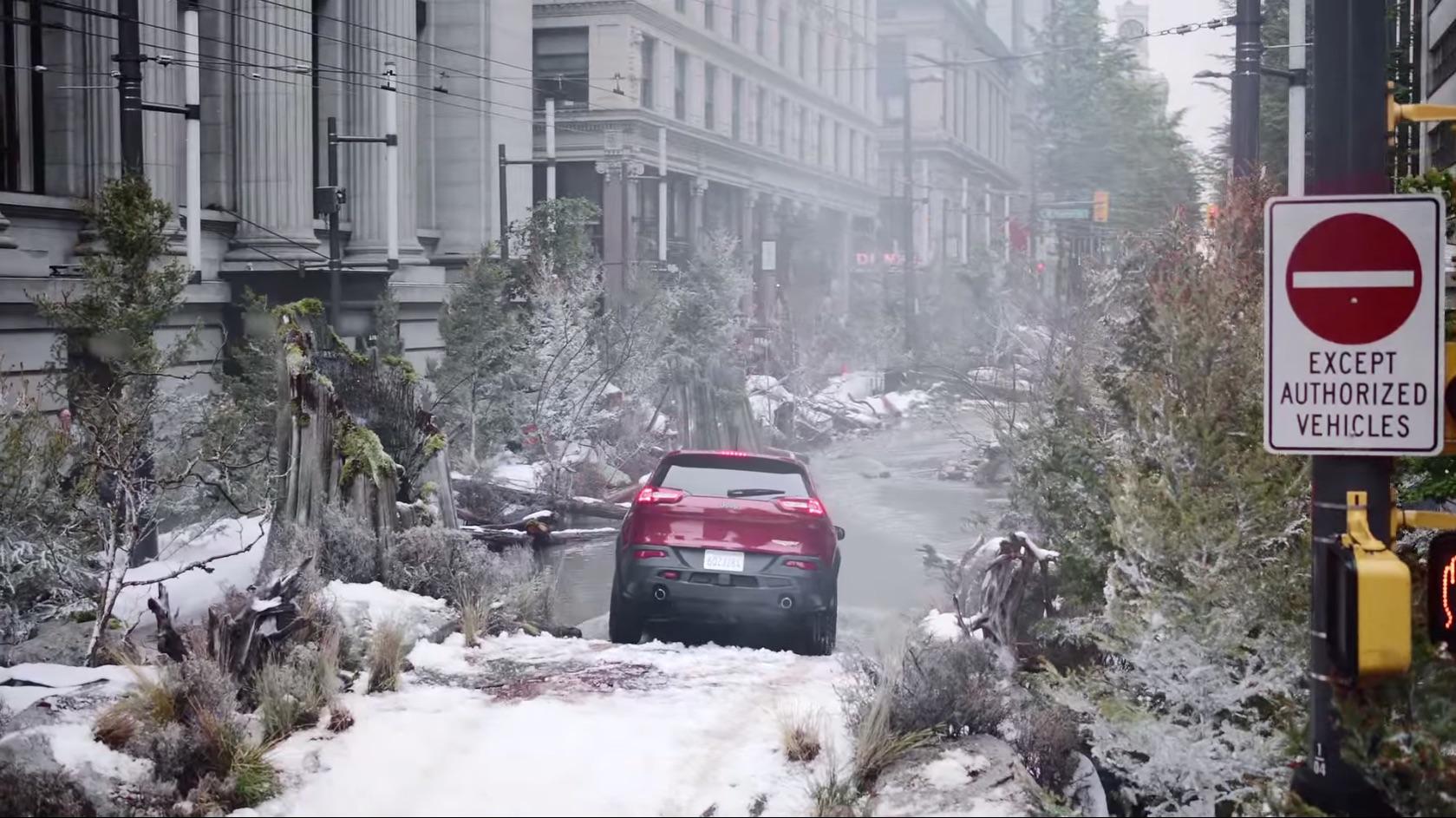 """VIDEO: Kā dažu stundu laikā pilsētas centrs pārvērtās par mežu un kāpēc!? (""""River in the City"""")"""