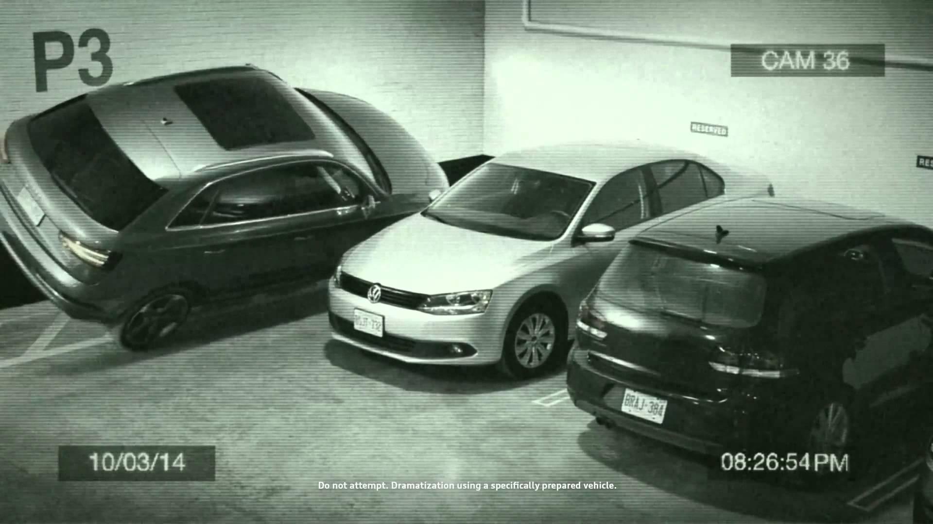 VIDEO: Novieto auto, kā boss! (Park like a boss!)