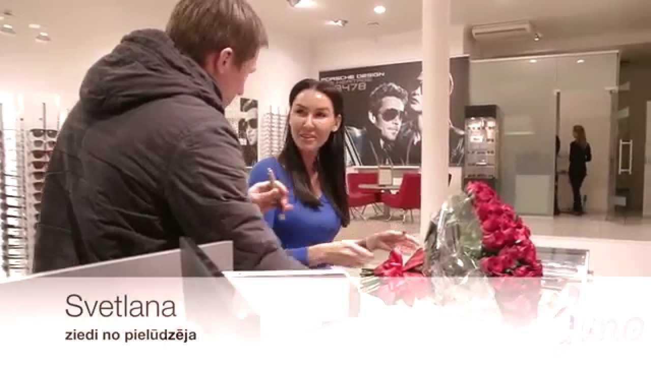 VIDEO: Ziedu pārsteigums dažādiem cilvēkiem visā Latvijā!