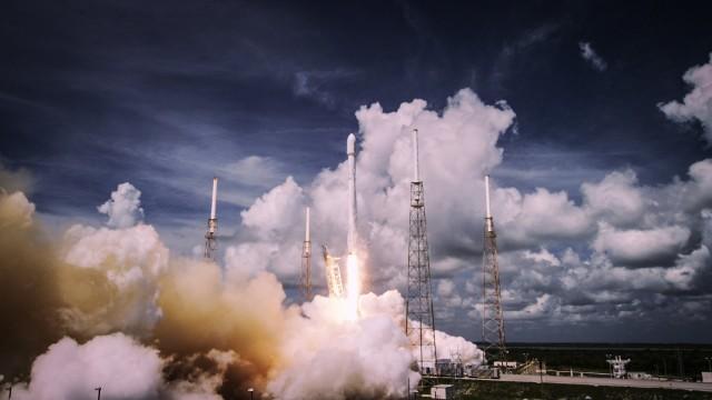 VIDEO: Kosmosa kuģu pacelšanās momenti! (SpaceX Launches)