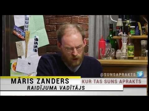 VIDEO: Māris Zanders prezidentu Bērziņu nosauc par GARĪGU KROPLI!