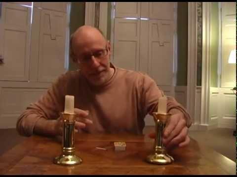 VIDEO: Sveces trika atklājums! (The Incredible Candles)