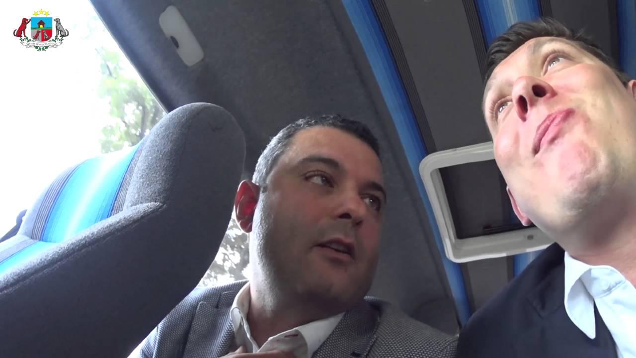 VIDEO: Kā Artuss Kaiminš ar deputātiem ekskursijā brauca!?