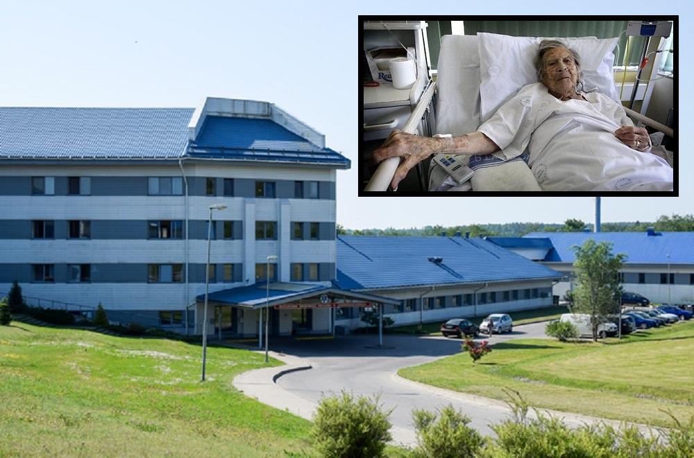 """Kuldīgā anesteziologs atklāti pasaka, ka 90-gadīgai kundzei IR JĀMIRST, piedāvājot """"piepalīdzēt""""!"""