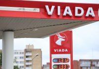 VIADA degvielas uzpildes staciju tīkla modernizācijā jau ieguldīti 3 miljoni eiro