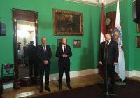 Vējonis nominē Gobzemu jaunās valdības veidošanai un dod viņam 2 nedēļas laika
