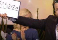 """Labdarības akcijā """"Eņģeļi pār Latviju"""" saziedoti jau 203 218 eiro"""