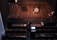 """15.decembrī Ģertrūdes ielas teātrī pirmizrāde Andreja Jarovoja iestudējumam """"Vingrinājumi ar ābolu un loku"""""""