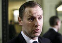 """Gobzems figurē kā liecinieks krimināllietā pret Miķelsonu par darbībām ar """"Latvijas Projektēšanas sabiedrību"""""""