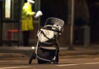 Mazulis nomirst nedēļu pēc mammas nogalināšanas, kad viņus abus notrieca automašīna