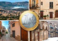 Tagad varat nopirkt māju Sicīlijā tikai par 1 eiro – lūk kā!