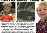Pazudušais trīs gadus vecais puisēns stāsta, ka par viņu pazušanas brīdī rūpējies lācis