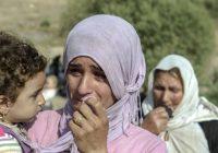 10 – gadīgu meiteni sagūstīja ISIS, viņa palika stāvoklī pēc tam, kad 100 vīrieši meiteni izvaroja