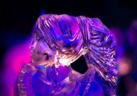 Šodien Jelgavā top pirmās 30 ledus skulptūras