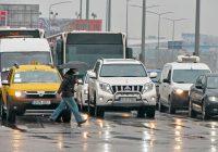Vidējā satiksmes intensitāte uz valsts galvenajiem ceļiem turpina pieaugt