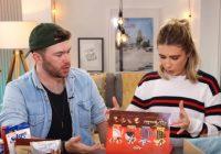VIDEO: Britu blogeri pirmo reizi nogaršo latviešu gardumus – ko viņi par tiem domā?