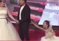 VIDEO: Līgavai šoks par līgavaiņa bijušās sievas ierašanos uz ceremoniju kāzu kleitā; tas, ko viņa darīja, šokēja visus