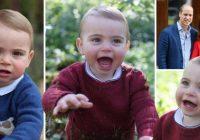 Princis Luiss oficiāli ir vispiemīlīgākais karaliskās ģimenes loceklis; publicētas pirmās dzimšanas dienas fotogrāfijas