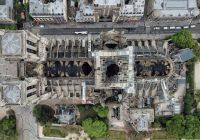 Ziedotāji un celtnieki nesnauž – saziedots teju miljards eiro Parīzes Dievmātes katedrāles atjaunošanai
