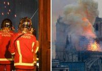 Seši ugunsdzēsēji, kas piedalījās Parīzes Dievmātes katedrāles glābšanā, apsūdzēti par grupveida izvarošanu