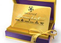 No 1. jūnija mainīti Galactico Dāvanu kartes un Galactico Privilēģiju programmas noteikumi