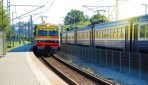 Karstajās vasaras dienās vilcieni maršrutā uz Jūrmalu dosies biežāk.