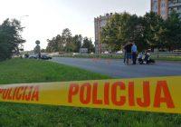 Avārija, šāvieni un ievainots policists – vērienīga pakaļdzīšanās ceļa posmā Rīga – Ogre