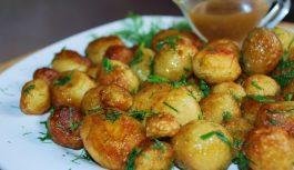 Grēks nepamēģināt – vienkārša un garda jauno kartupeļu recepte
