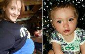 Māte nogalina meitiņu, ziežot uz viņas smaganām heroīnu, lai bērns varētu iemigt