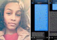 Meita 4 gadus rakstīja uz mirušā tēva telefonu, taču vienu dienu viņa pēkšņi saņēma atbildi…