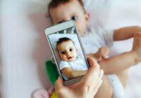 Nekad neievieto mazu bērnu fotogrāfijas sociālajos tīklos!