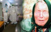 """""""Cilvēki kritīs uz ielas"""": Vangas pareģojums par koronavīrusu"""